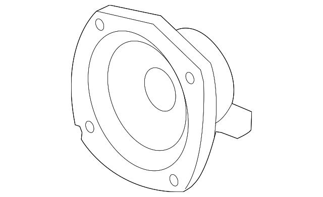 2007 buick lucerne rear suspension