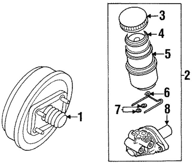 Master Cylinder Isuzu 8973099540: Isuzu Vehicross Remote Start Wiring Diagram At Daniellemon.com