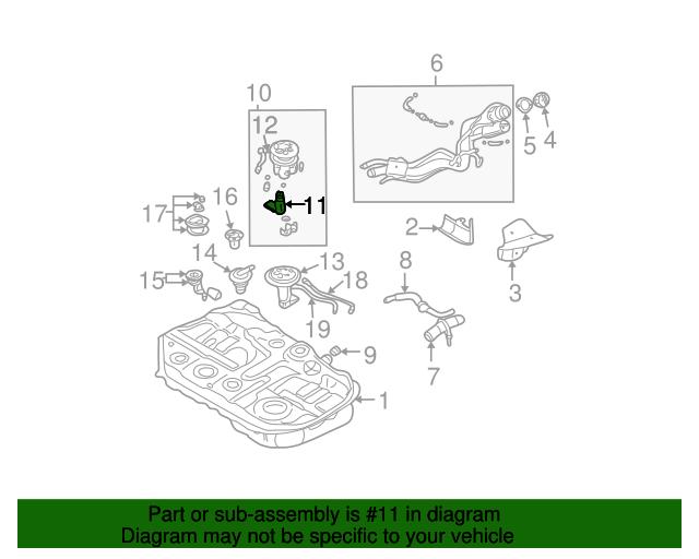 Marvelous Fuel Pump Mitsubishi Mr497143 Auto Parts Wiring Digital Resources Sapebecompassionincorg