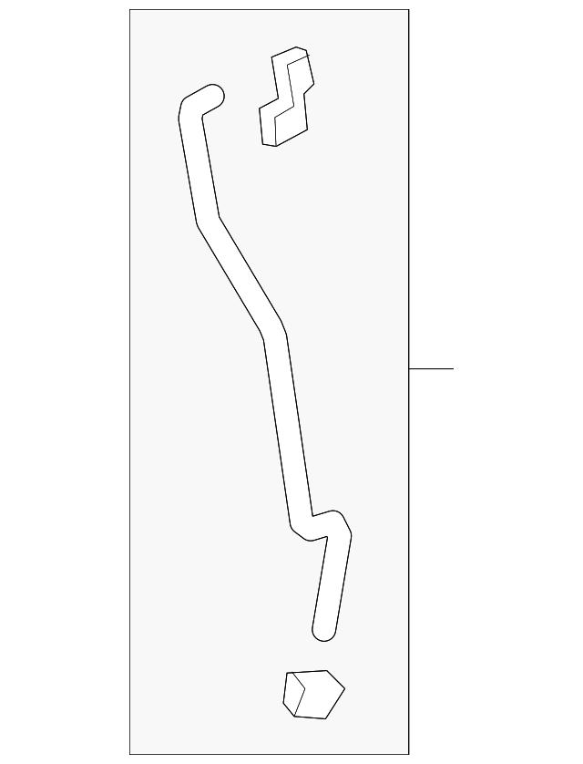 Door Latch Drawing