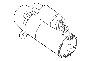 Starter - Ford (1F1Z-11002-AARM)