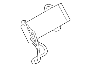 HVAC Heater Core Heater Element - Land-Rover (LR036381)