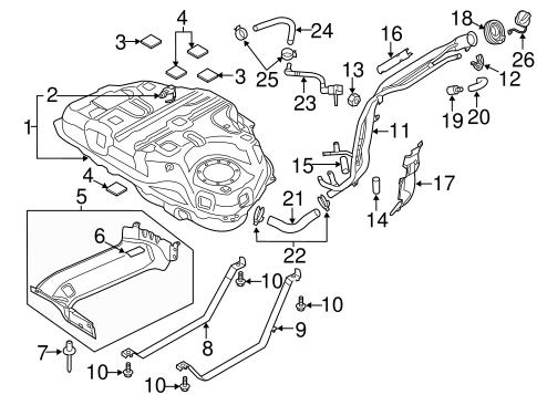 Emission Components for 2015 Mazda CX-5 | Montrose Mazda of Kent