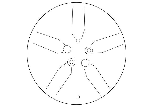 2018 2019 Toyota Camry Wheel Alloy 42611 33d30 Nashuatoyota