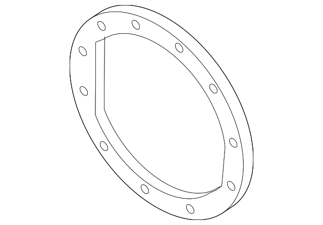 genuine gm cover gasket 22943110