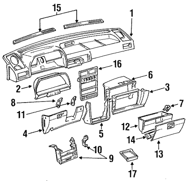 lower dash panel support rh oemmitsubishiparts com 2007 Mitsubishi Eclipse Engine Diagram Mitsubishi Montero Engine 3.5 Diagram