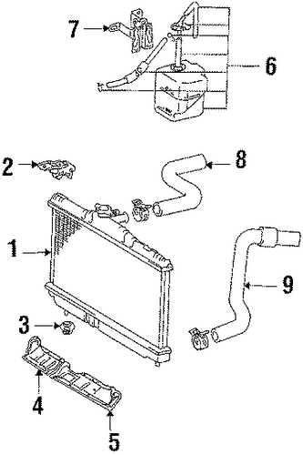Lower Air Guide