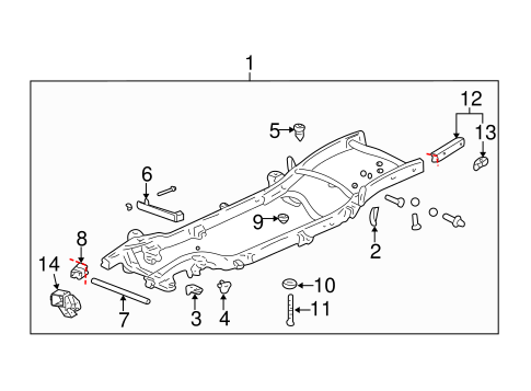 Watch besides Stereo Radio Install Mount Dash Wire together with 2002 Chevy Avalanche Parts Diagram Frame in addition 07 Silverado Knock Sensor Location additionally Wiring Harness 2003 Gmc Envoy. on 2004 chevy silverado radio wiring diagram