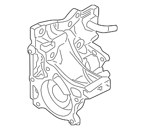 Thermostat Housing - Nissan (11061-BV80B)