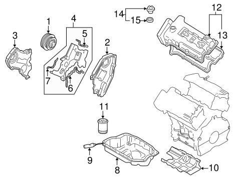 Filters For 1997 Mazda Millenia