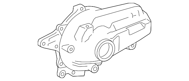 2014 2019 Lexus Carrier 41101 30101