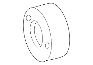 Pulley - Mercedes-Benz (119-200-14-70)