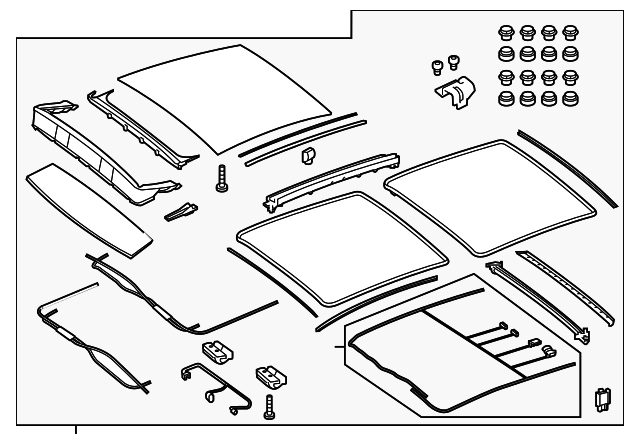 2000 Mercedes E430 Fuse Box Diagram likewise 21069059507D84 likewise C230 Engine Diagram in addition 380634185153 together with Sunroof Scat. on mercedes benz sunroof