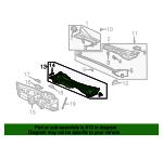 Dashboard (Upper) - Acura (61100-S6M-L00ZZ)