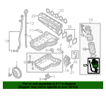 Oil Filter Housing - Volkswagen (07K-115-408)