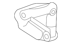 Bracket, Alternator - Acura (31113-R1A-A00)