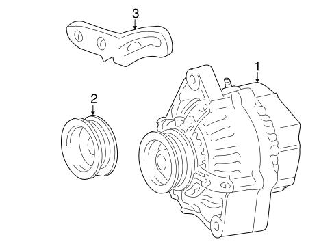 Alternator For 2006 Scion Xa