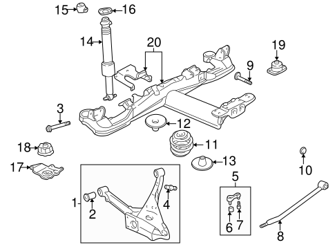 2000 Buick Park Avenue Subframe Diagram Wiring Diagram System Library Image Library Image Ediliadesign It
