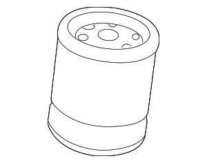 Oil Filter - Jaguar (C2Z32125-FP)