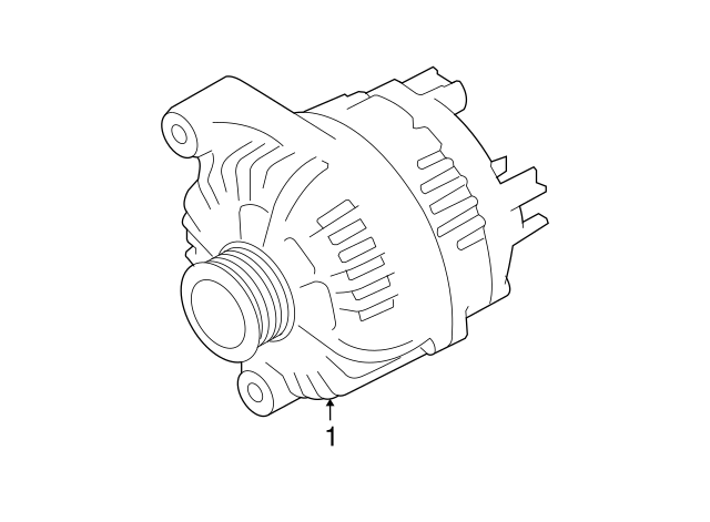 Connector For Alternator