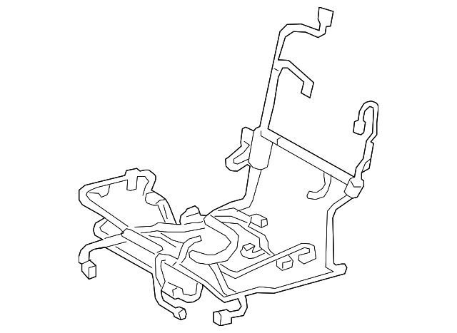 Wire Harnes Installation Tool