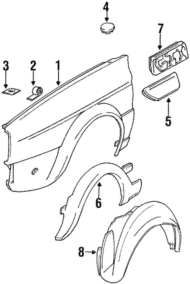 1984 1993 volkswagen nameplate 321 853 675 b tk9 volkswagensm VW Rabbitt nameplate volkswagen 321 853 675 b tk9