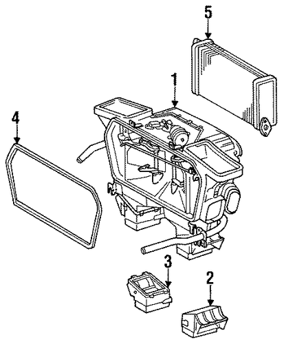 Heater Assembly Connector