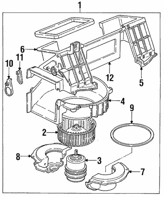 Honda Lower Unit Diagram