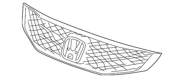 Base, Front Grille