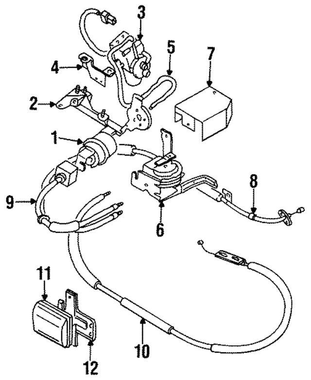 Mitsubishi Vacuum Pump Mr309801