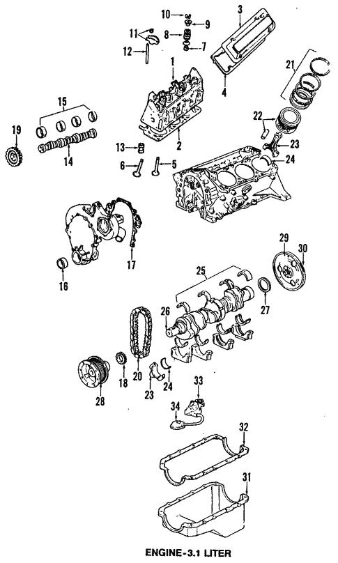Oil Pan For 1997 Buick Skylark