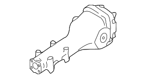 Differential Assembly - Subaru (27011AA542)