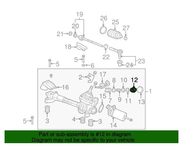 2012 Honda Cr V Engine Diagram