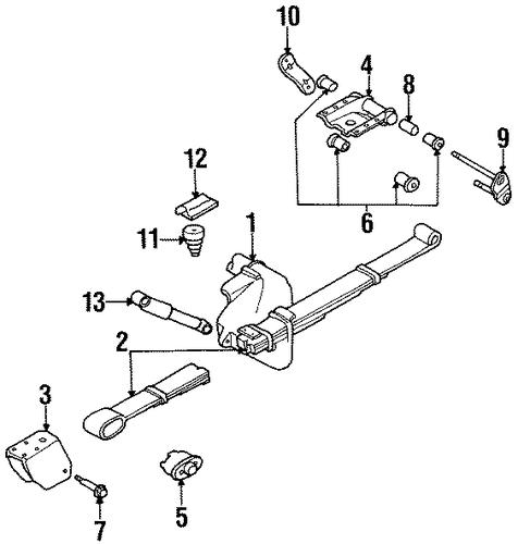 Dodge Grand Caravan Parts List Com