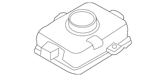 2006 2009 Mazda Control Module D530 51 0h3