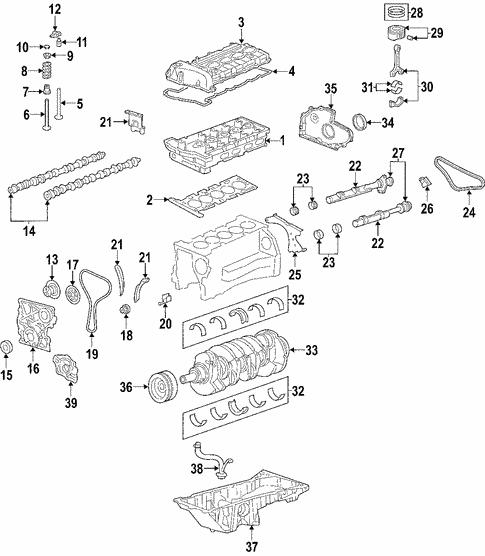 Chevy Colorado 2 9l Engine Diagram
