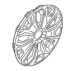 Wheel Cover - Ford (CK4Z-1130-J)