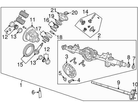 2002 Chevy Trailblazer Power Steering Diagram moreover T6451288 1997 ford f 150 4x4 electronic four furthermore Mopar Differential Carrier 68053299ag moreover Gmc C1500 1996 Gmc C1500 Turn Signal Flasher in addition 2000 Chevy Silverado Front Differential Diagram. on dodge 1500 front differential
