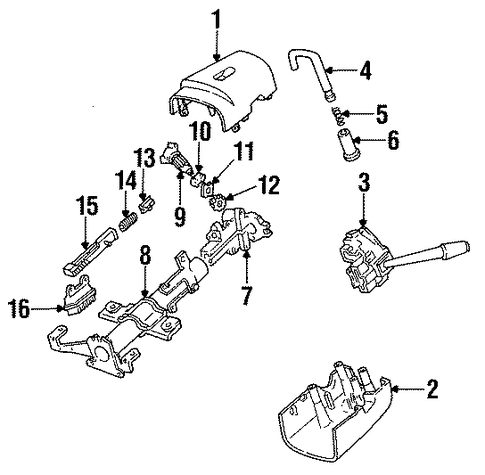 Wiring Diagram Ford Pinto
