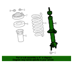 Shock Absorber - Ford (EL1Z-18124-B)