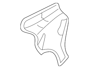 Seat Support - Nissan (76774-2Y000)