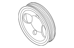 Pulley - Nissan (49132-7S001)