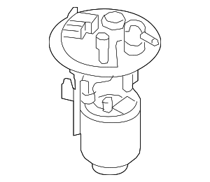 Fuel Filter - Mitsubishi (1770a395)