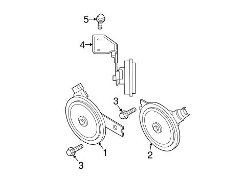 Anti-Theft Components for 2007 Kia Spectra #0