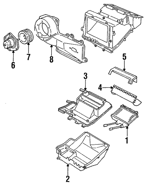 Wiring Diagram 1997 Oldsmobile Achieva - Complete Wiring ...