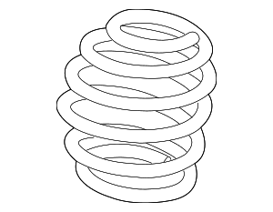 Coil Spring - GM (22894952)