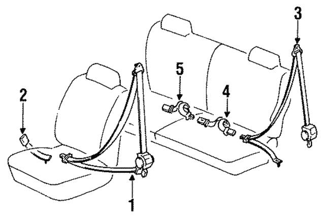 Seat Belt Assembly