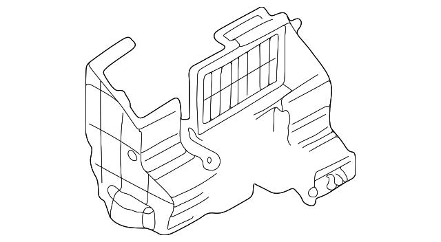 2004 cadillac srx transmission parts
