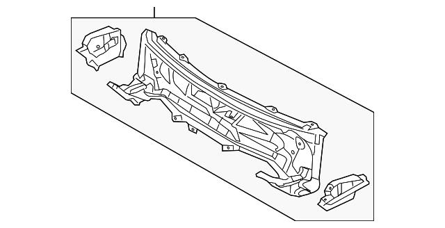 2009 Pontiac G6 Exhaust System Com