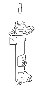 Strut - Mercedes-Benz (172-320-15-00)